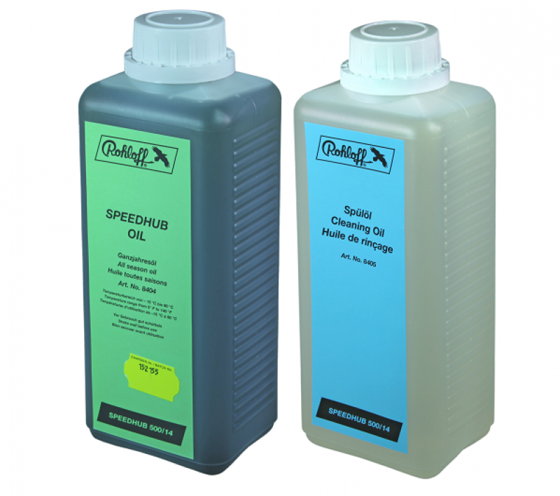 Rohloff olie 1 liter