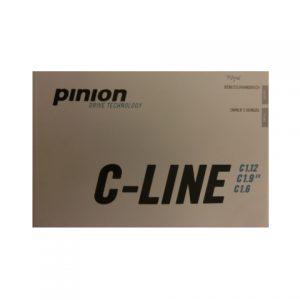 Pinion handleiding C line