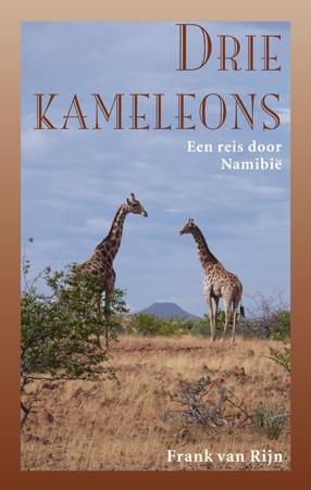 Frank van Rijn Drie kameleons boek