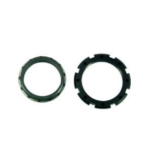 Rohloff Splined carrier lock ring met adapter