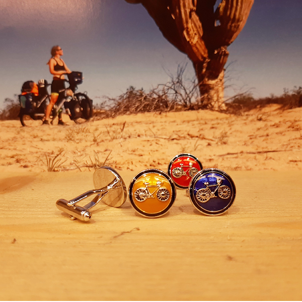Manchetknoop fiets