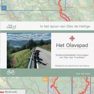 Olavspad fietsgids